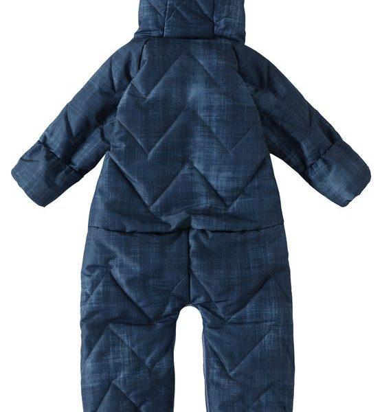 Nalle Reima detsky zimny spaci vak a overal pre babatka modry