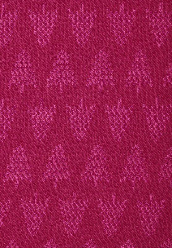 Taival Reima dievcenske vlnene termopradlo ruzove so stromcekami