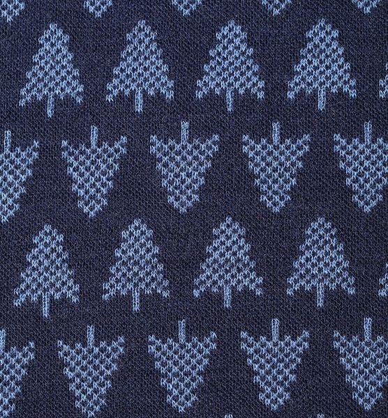 Taival Reima chlapcenske vlnene termopradlo modre so stromcekami