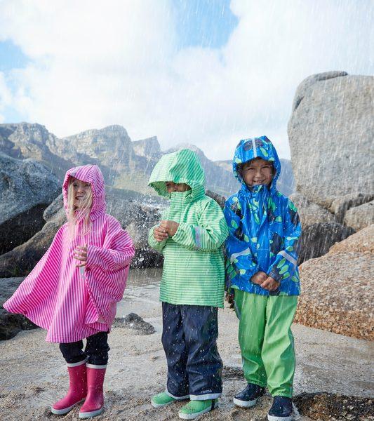 Reima oblecenie do dazda pre deti
