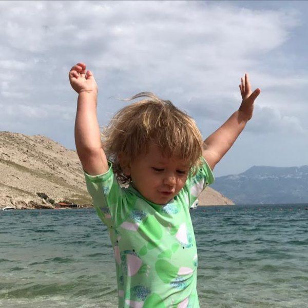 Reima detske tricko do vody