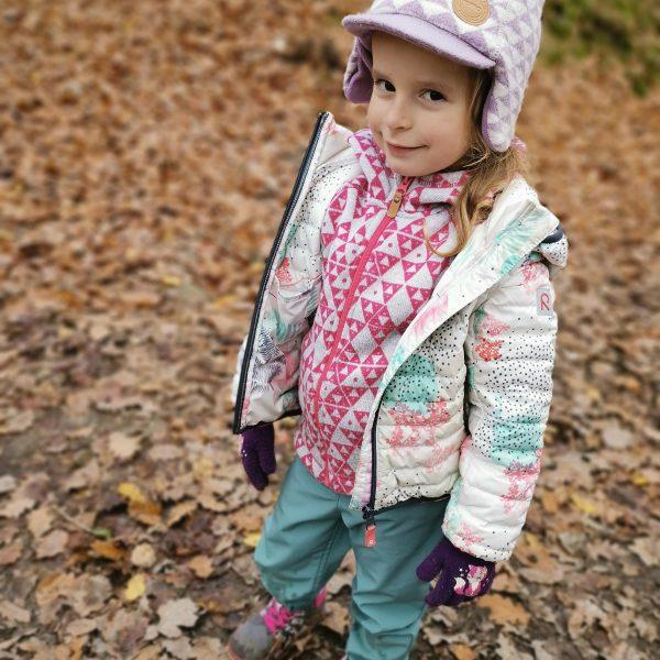 Reima Northern detsky sveter detske nepremokave topanky Reima vlnena ciapka Reima