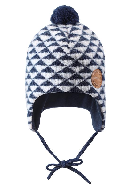 Reima Kauris modrá detská čiapka