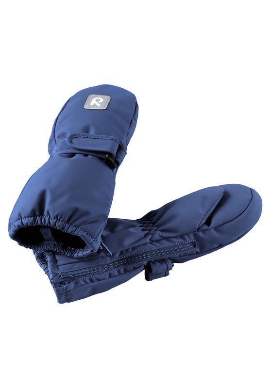 Reima detské modré zimné rukavice
