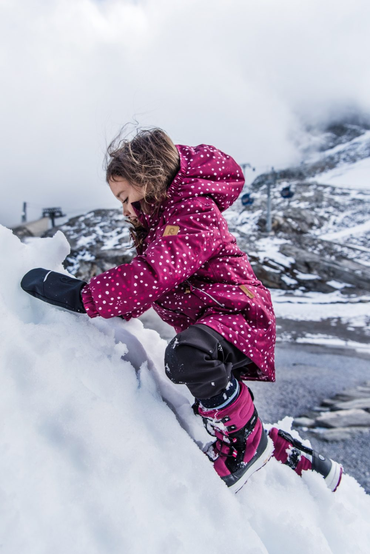 35647d9a603 Reima Femund detská zimná bunda - Dark berry   Outdoorkids.sk ...