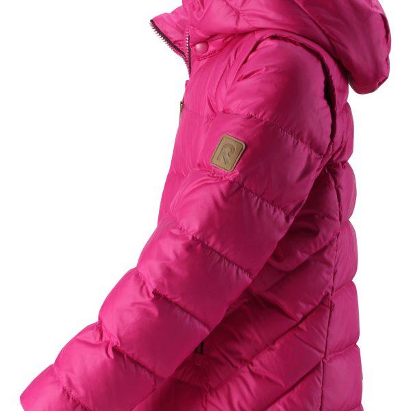 Paperova zimna dievcenska bunda Reima
