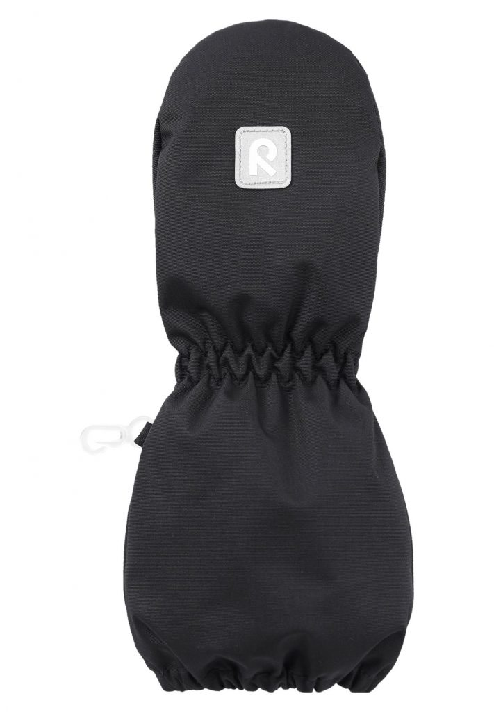 Reima Nouto zimne cierne detske rukavice palcaky