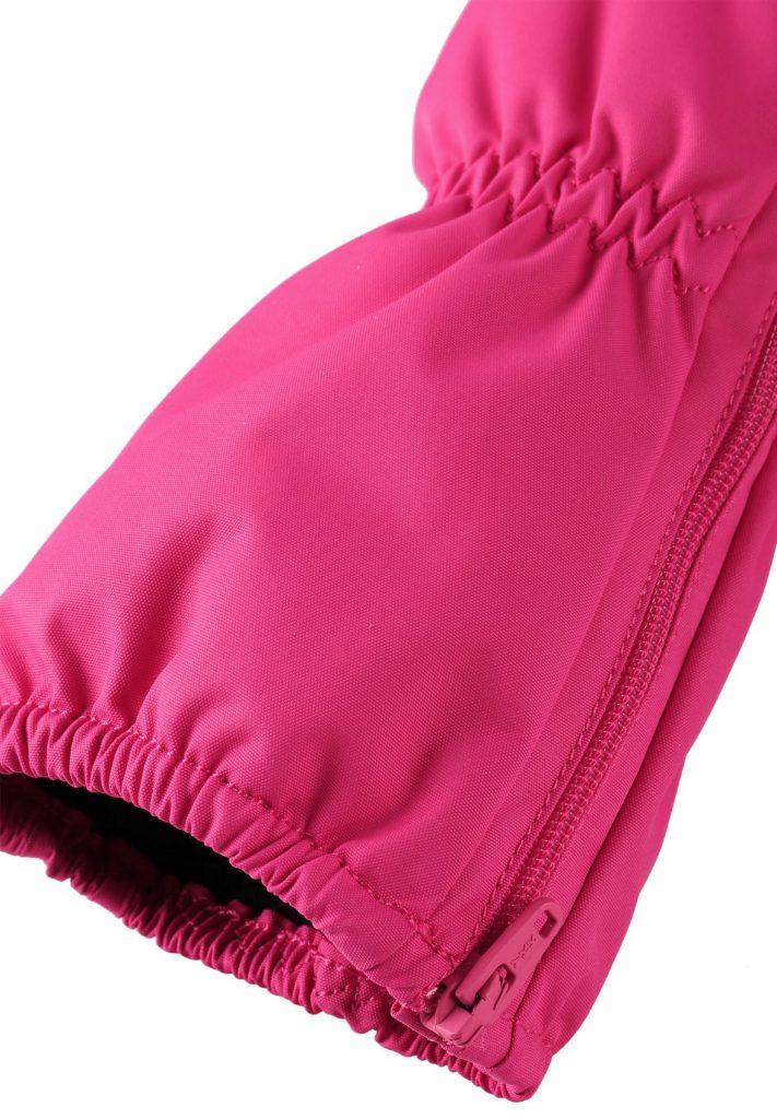 Reima Tassu vodeodolne zimne rukavice pre dievca na zips