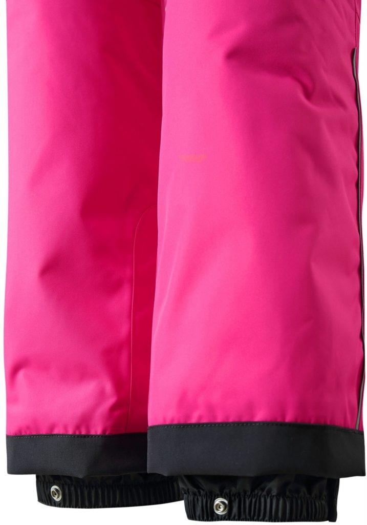Reima Terrie zimne lyziarske ruzove dievcenske nohavice