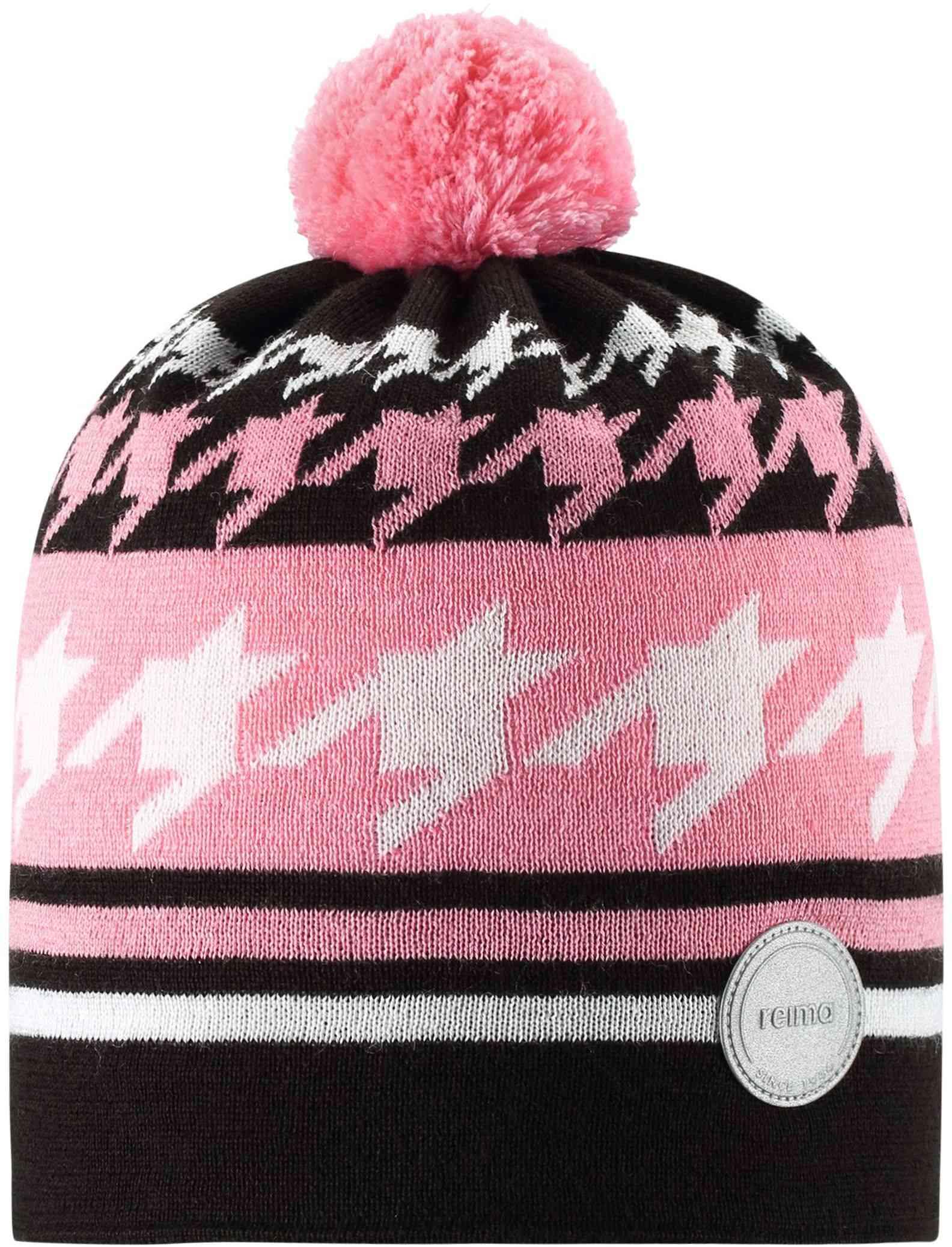 Reima Kohva Bubblegum Pink zimna ruzova ciapka pre dievca