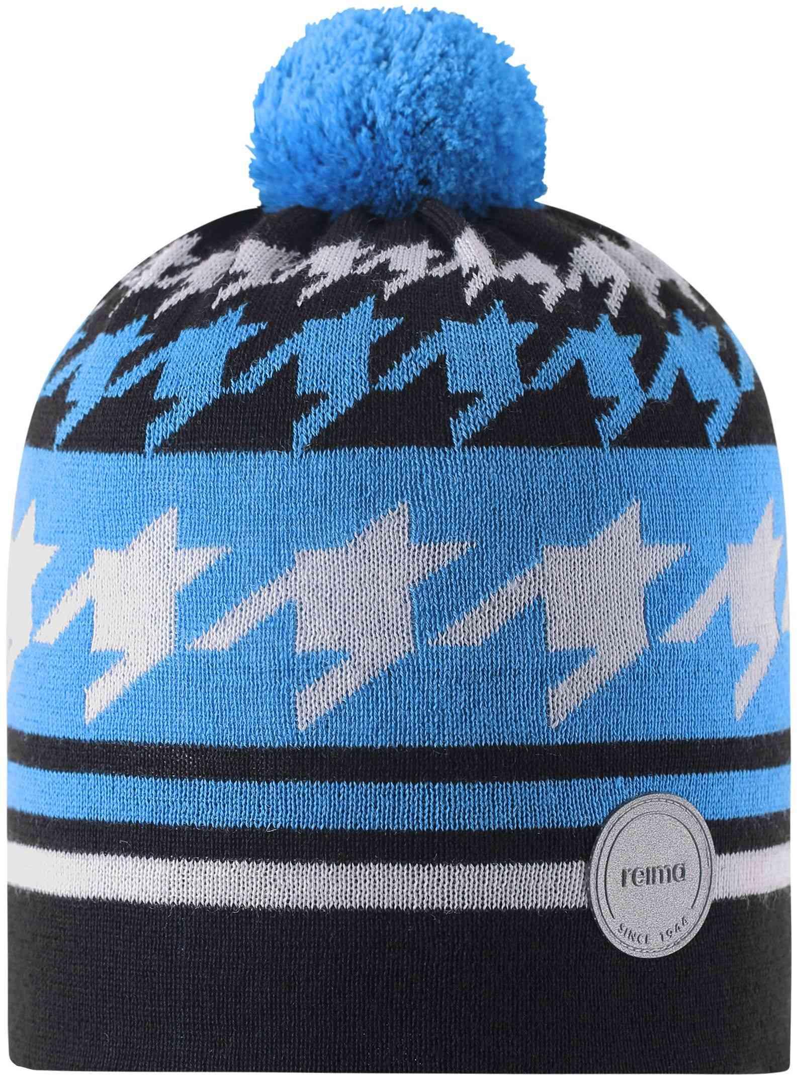 Reima Kohva - Marine Blue chlapcenska zimna ciapka
