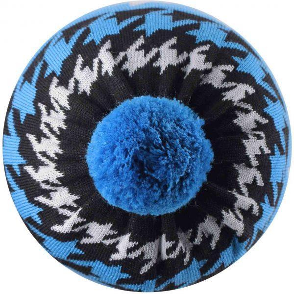Reima Kohva - Marine Blue zimna vlnena ciapka modra pre chlapca 48 50 52 54