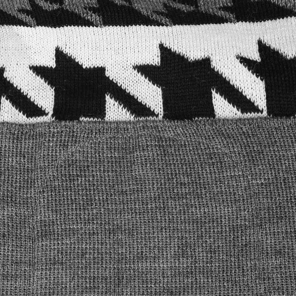 Reima Kohva Melange Grey chlapcenska zimna ciapka