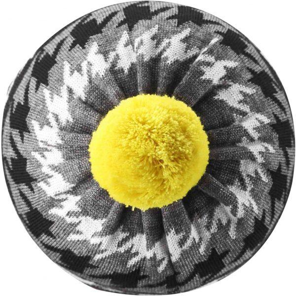 Reima Kohva - Melange Grey zimna ciapka pre chlapca