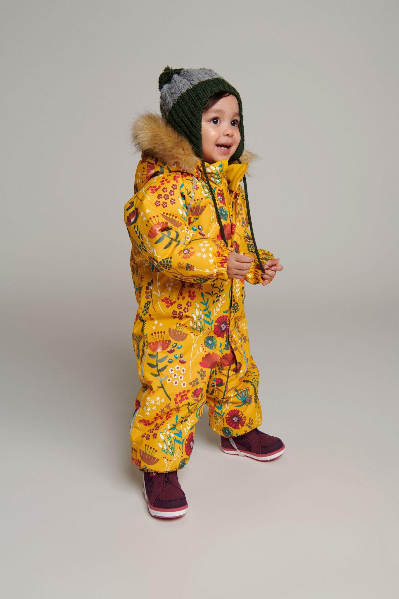Reima Lappi - Warm zimny detskty overal