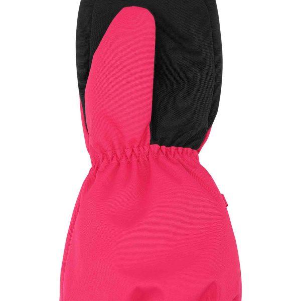 Reima Nouto zimne dievcenske nepremokave zateplene lyziarske rukavice 1 2 3 4