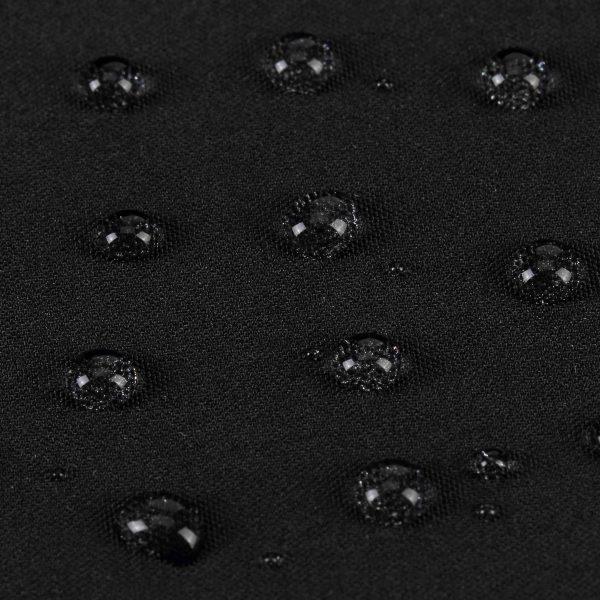 Reima Oikotie cierne detske softshelove nohavice Black