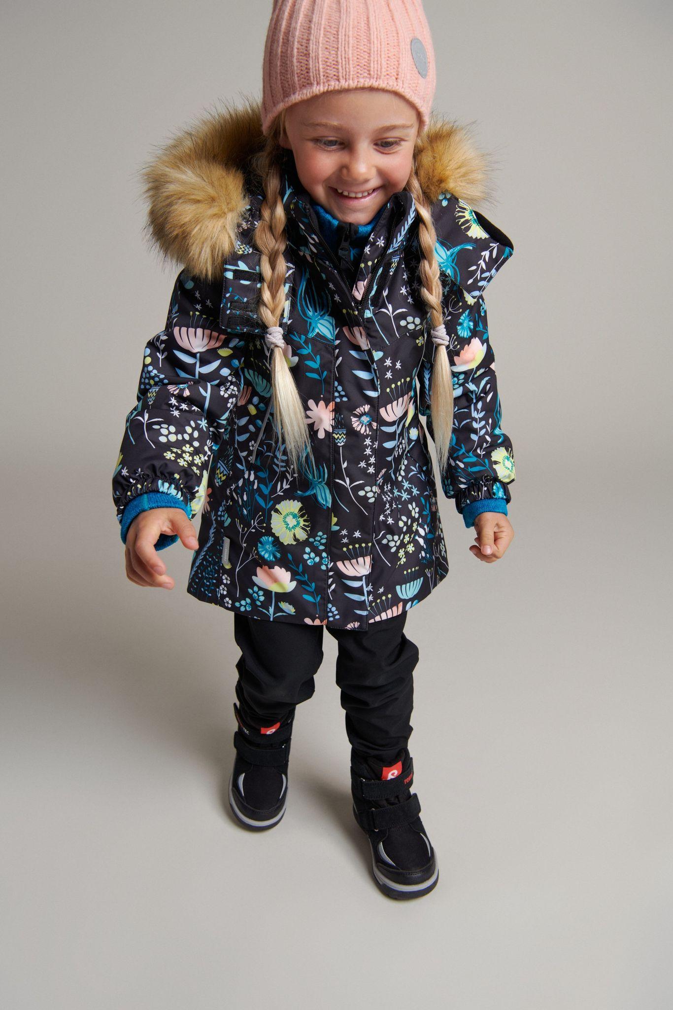 Reima Muhvi - dievcenska zimna bunda