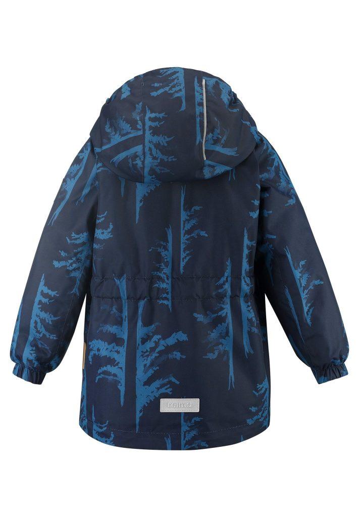 Reima NAPPAA detská zimná bunda - Navy pre chlapca 104 110 116 122 128 134