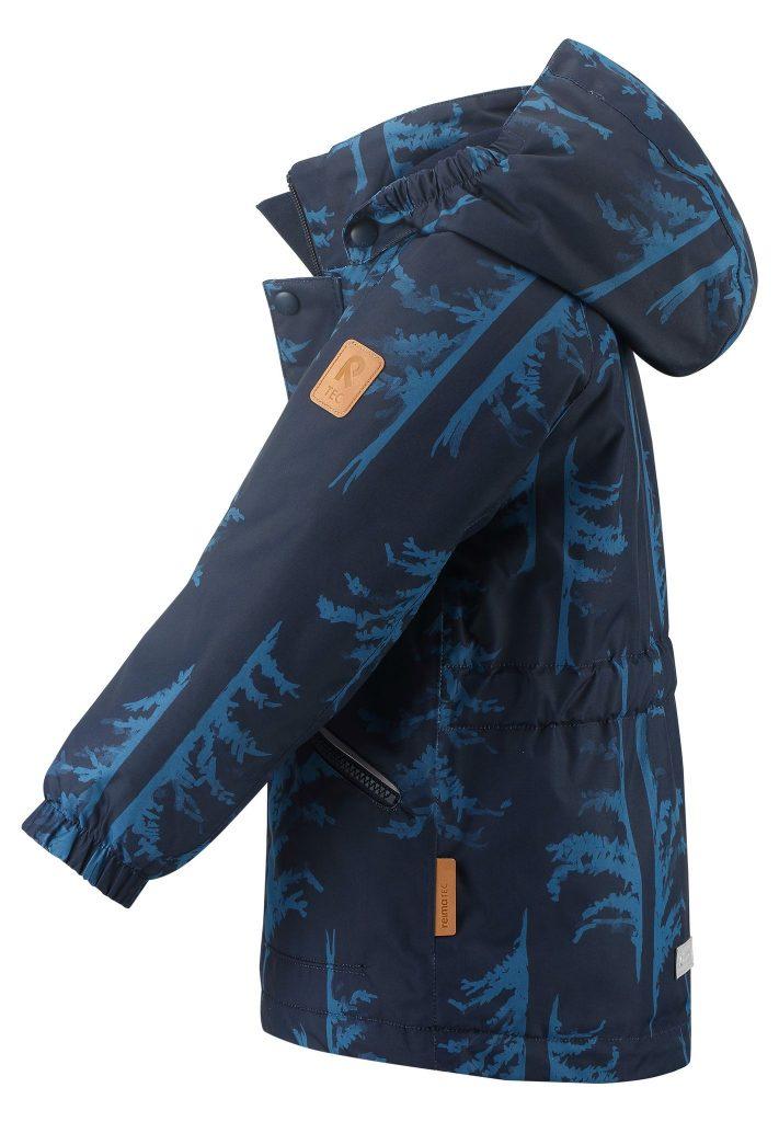Reima NAPPAA detská zimná bunda - Navy pre chlapca