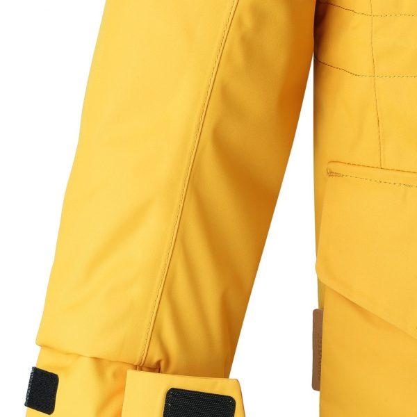 Reima Naapuri - Warm detska znackova zimna bunda 116 122 128 134