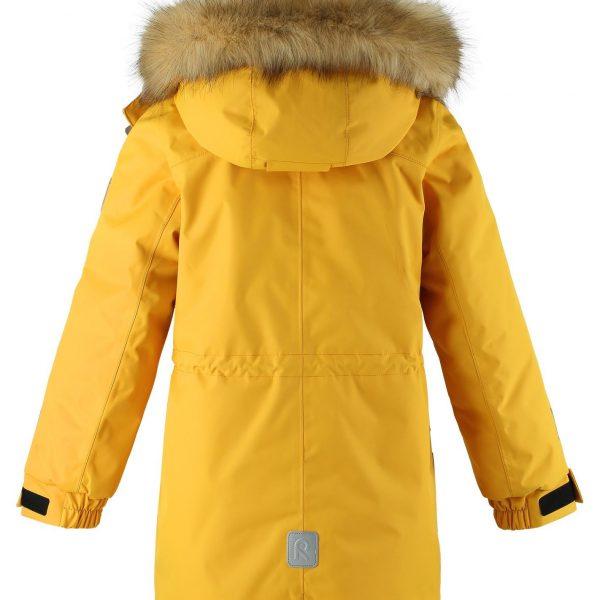 Reima Naapuri - Warm detska znackova zimna bunda