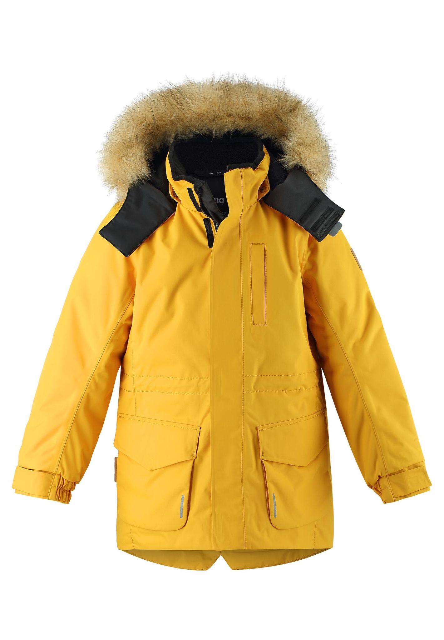 Reima Naapuri - Warm zimna detska vodeodolna bunda