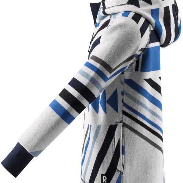 Reima Northern - Marine Blue detsky chlapcensky fleecovy sveter
