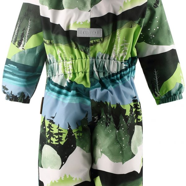 Reima Puhuri zimny vodeodolny chlapcensky overal zeleny