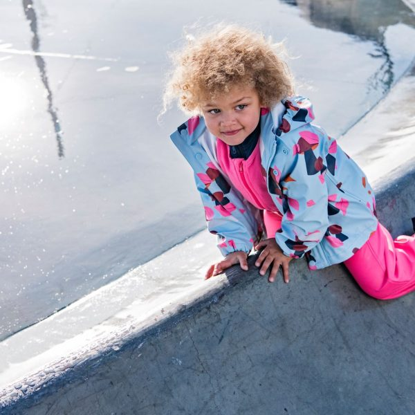 Reima Vesi - Blue Dream bunda do dazda prsiplast pre dievca