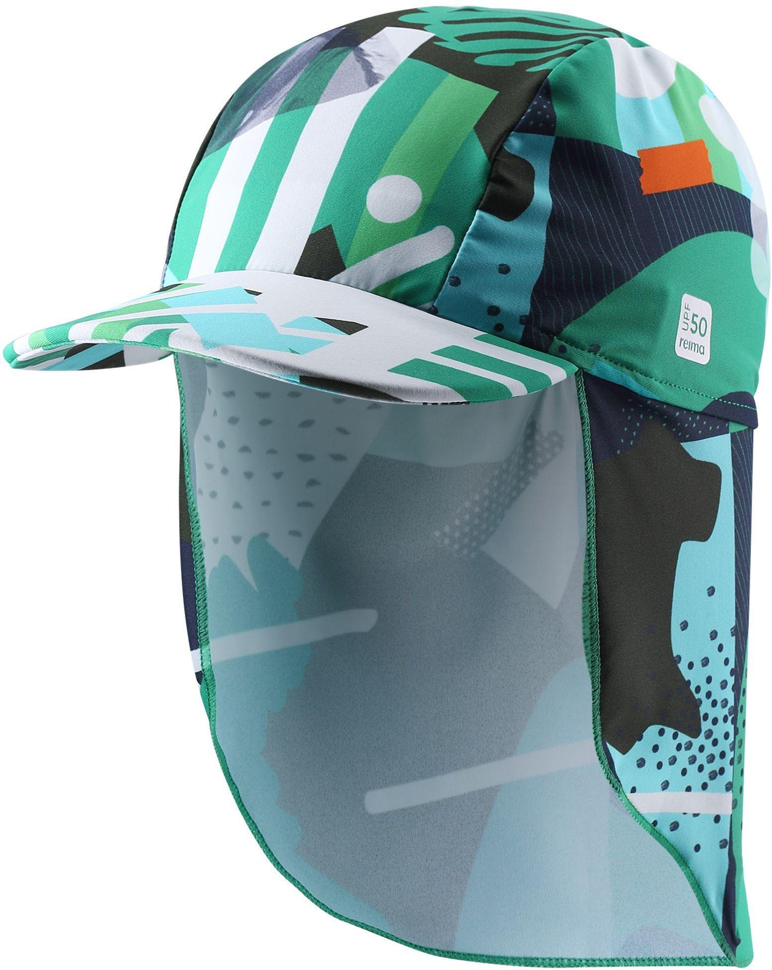 Reima Turtle - Jungle green siltovka pre chlapca s UV ochranou proti slnku