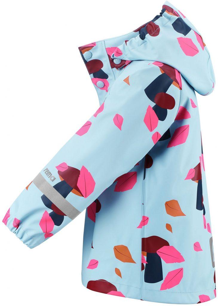 Reima Vesi - Blue Dream detska dievcenska bunda do dazda