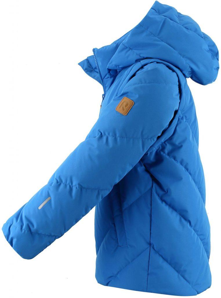 Reima Beringer detska zimna paperova bunda 116 122 128 134