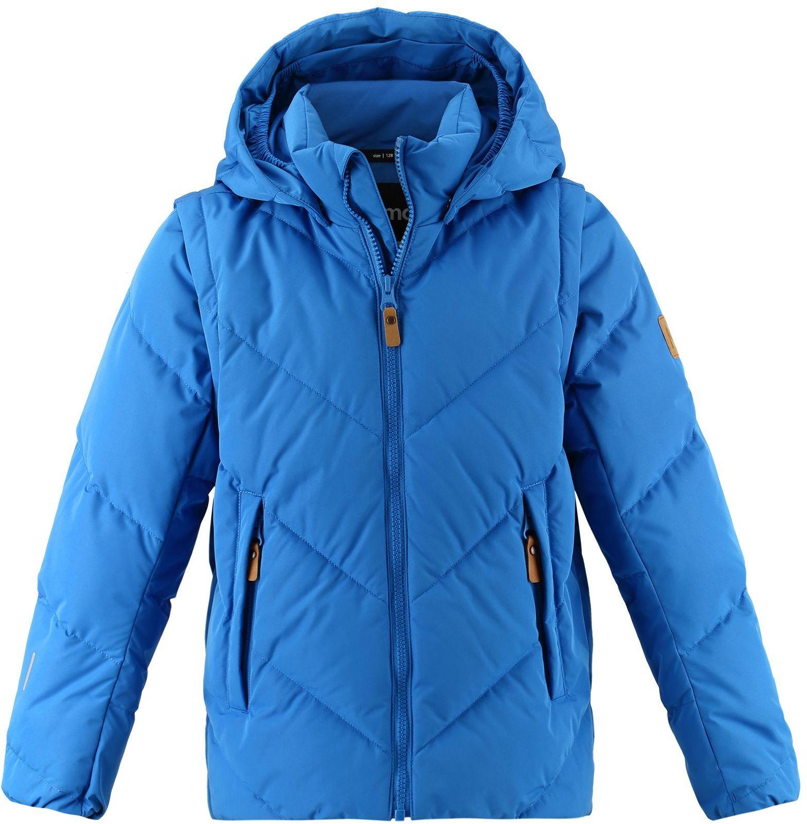 Reima Beringer zimna paperova bunda a vesta pre chlapca