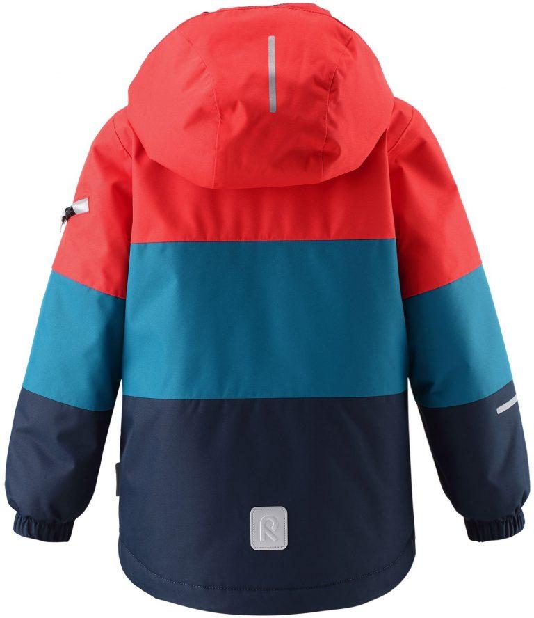 Reima Mountains detska chlapcenska lyziarska bunda 110 116 122 128 134