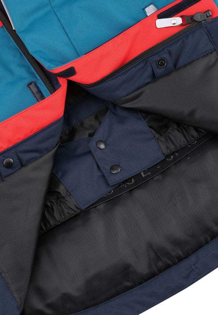 Reima Mountains detska chlapcenska lyziarska bunda nepremokava