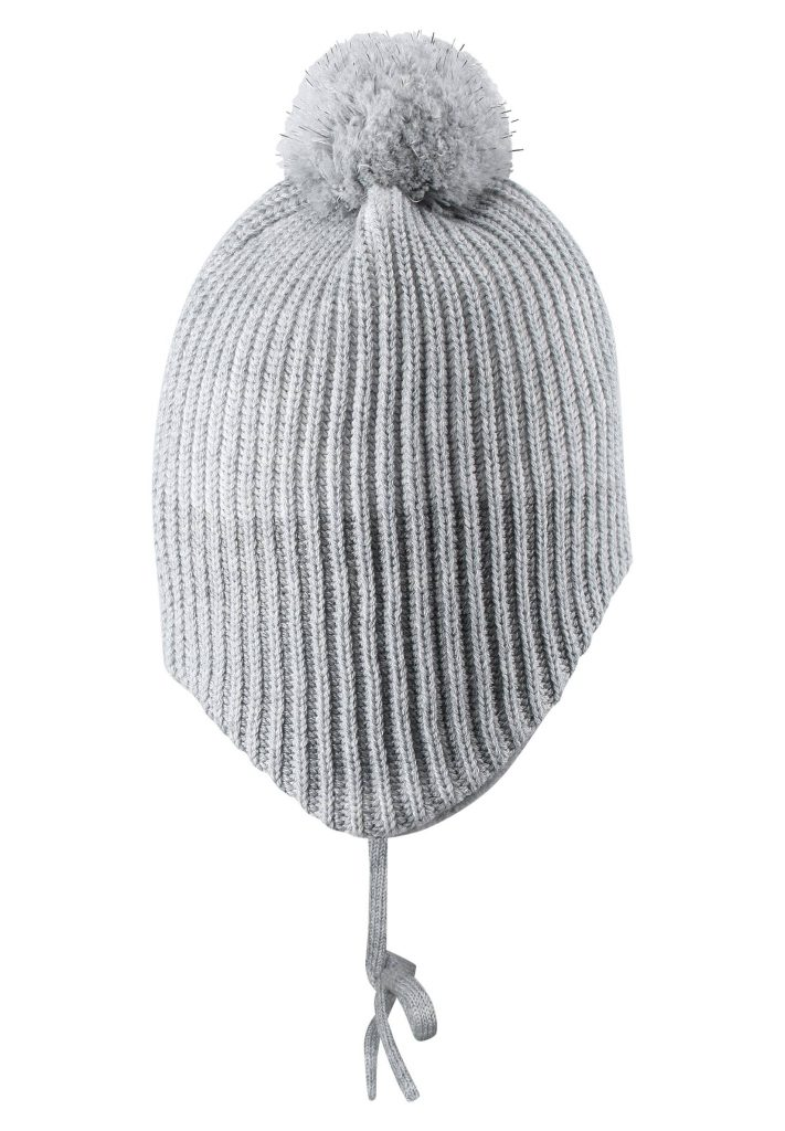 Reima Weft White zimna vlnena detska ciapka 46