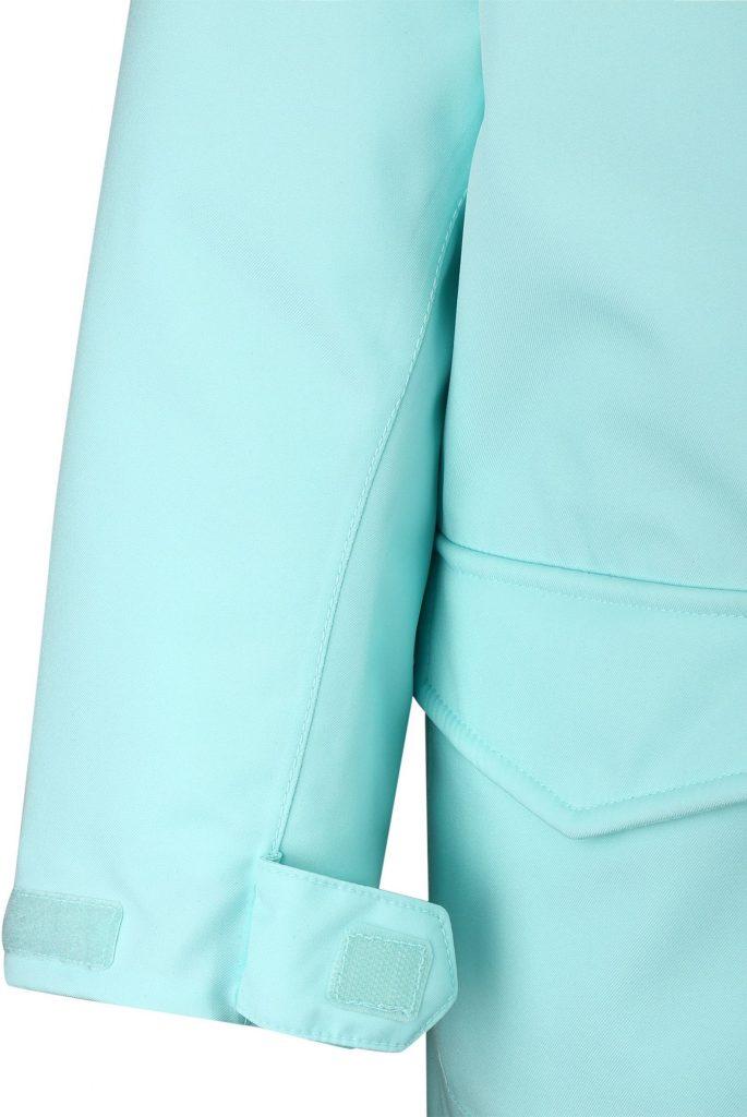 511299-7150 Reima Mutka zimna bunda pre dievcata