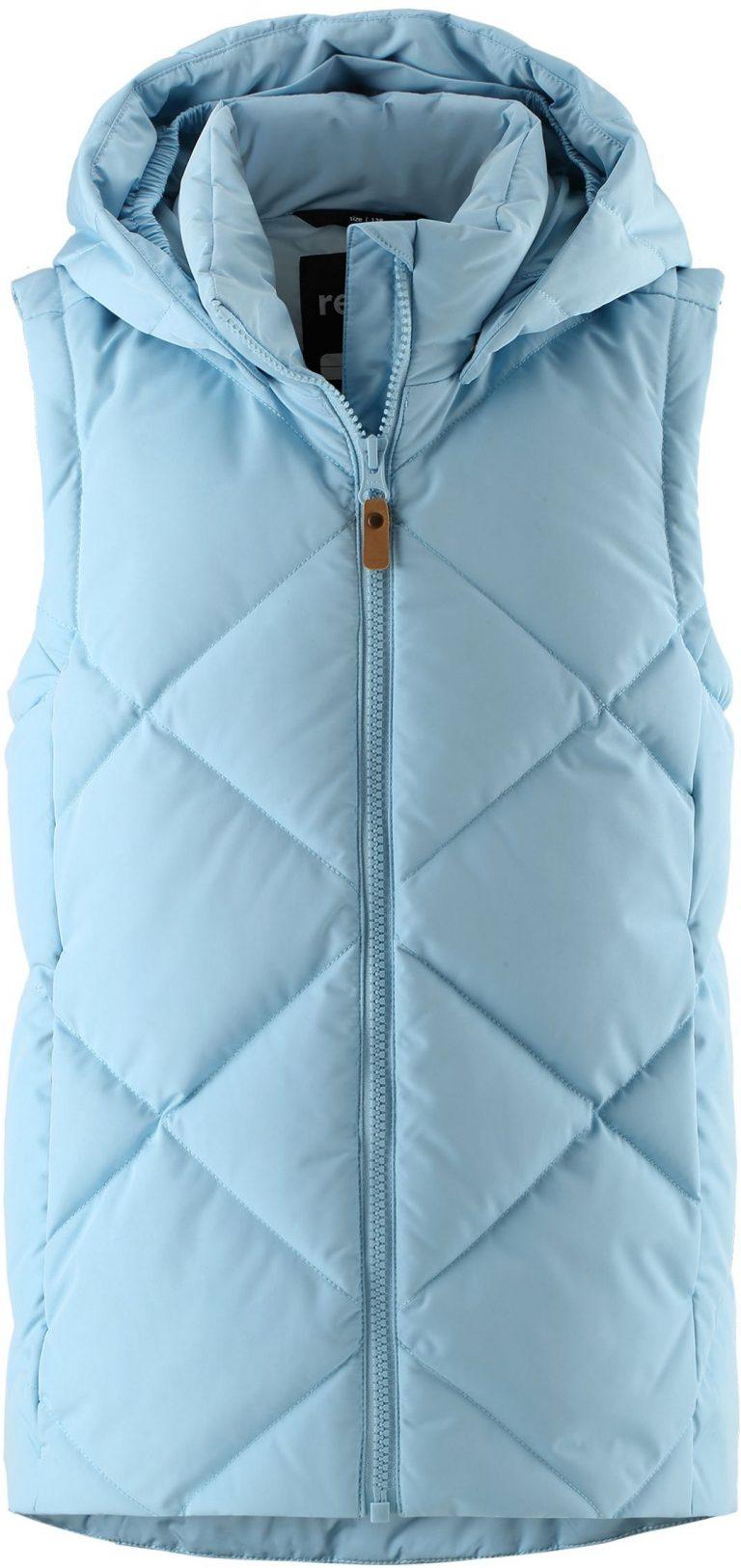 531484-6180 Reima Heiberg blue dream dievcenska zimna paperova vesta bunda