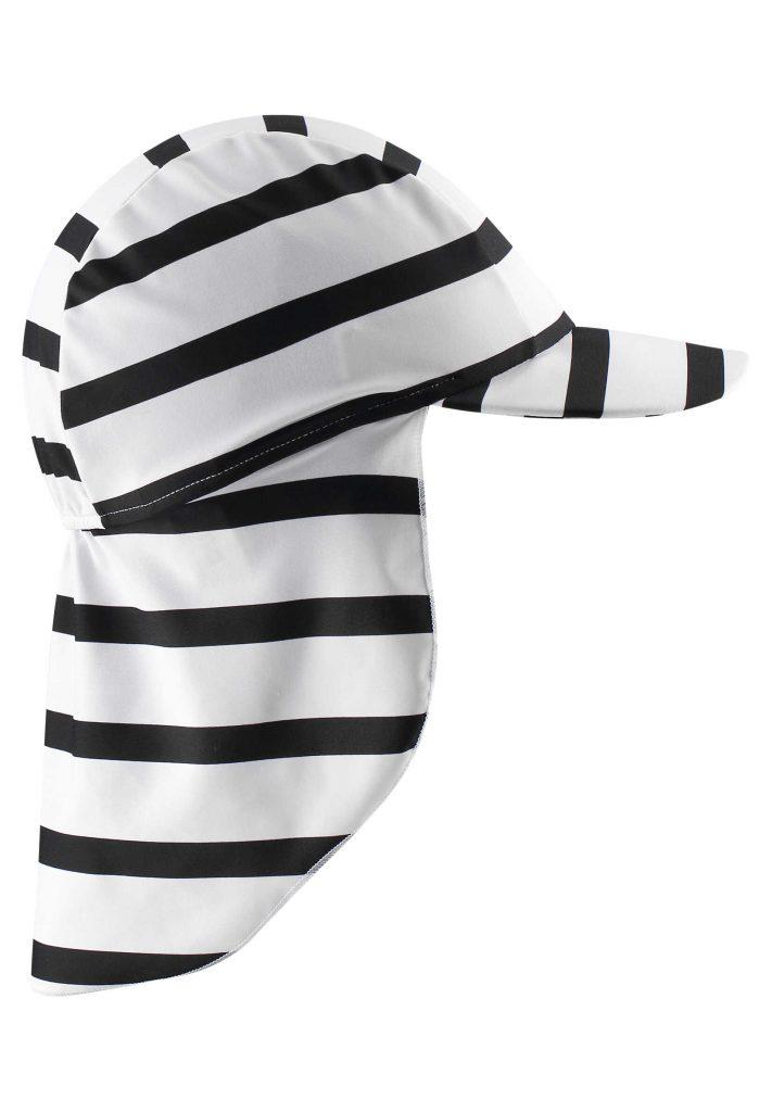 Reima Turtle - white detska siltovka s UV ochranou.