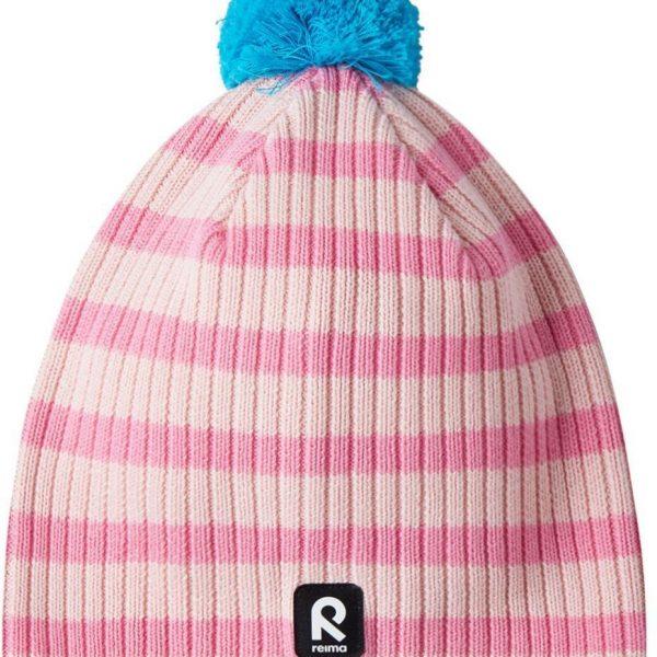 528683-3131_reima-koillinen-soft-pink ciapka pre dievcata z bavlny