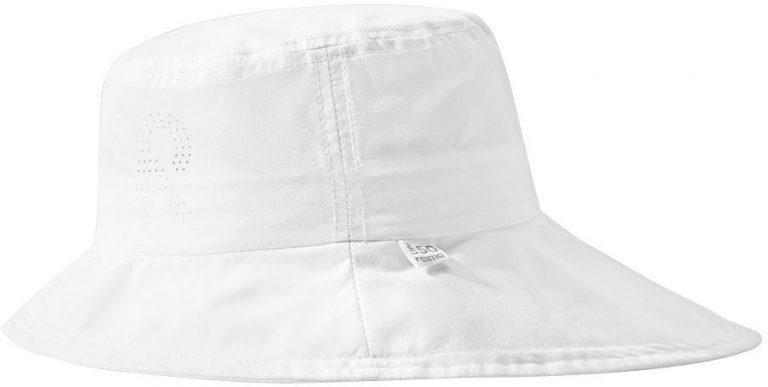 Reima Rantsu - biely detsky letny klobuk