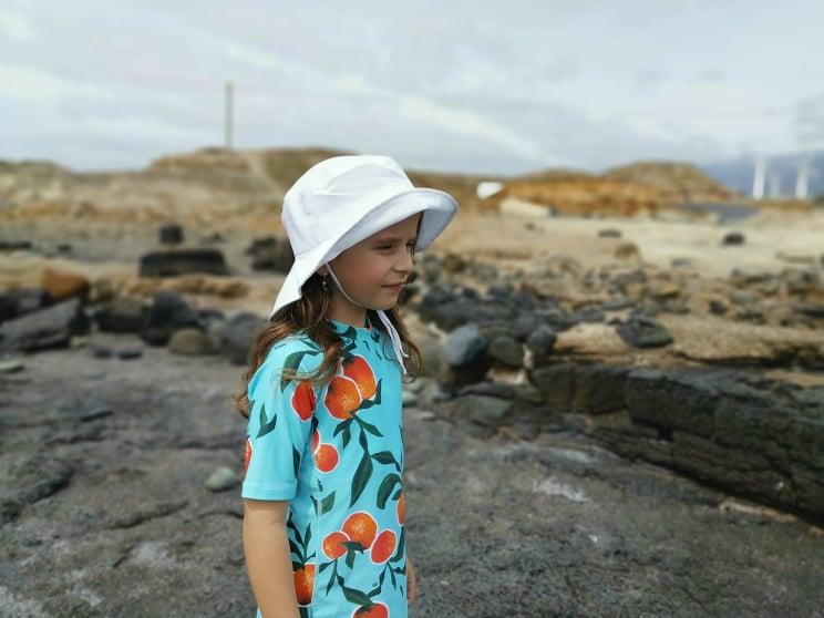 Reima Ionian, Rantsu white, Turtle, Fiji