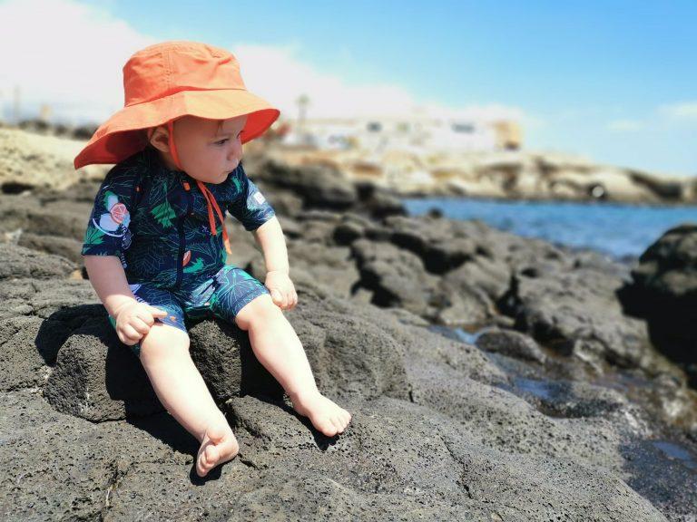 Riema Odessa overal do vody s UV ochranou pre dieta