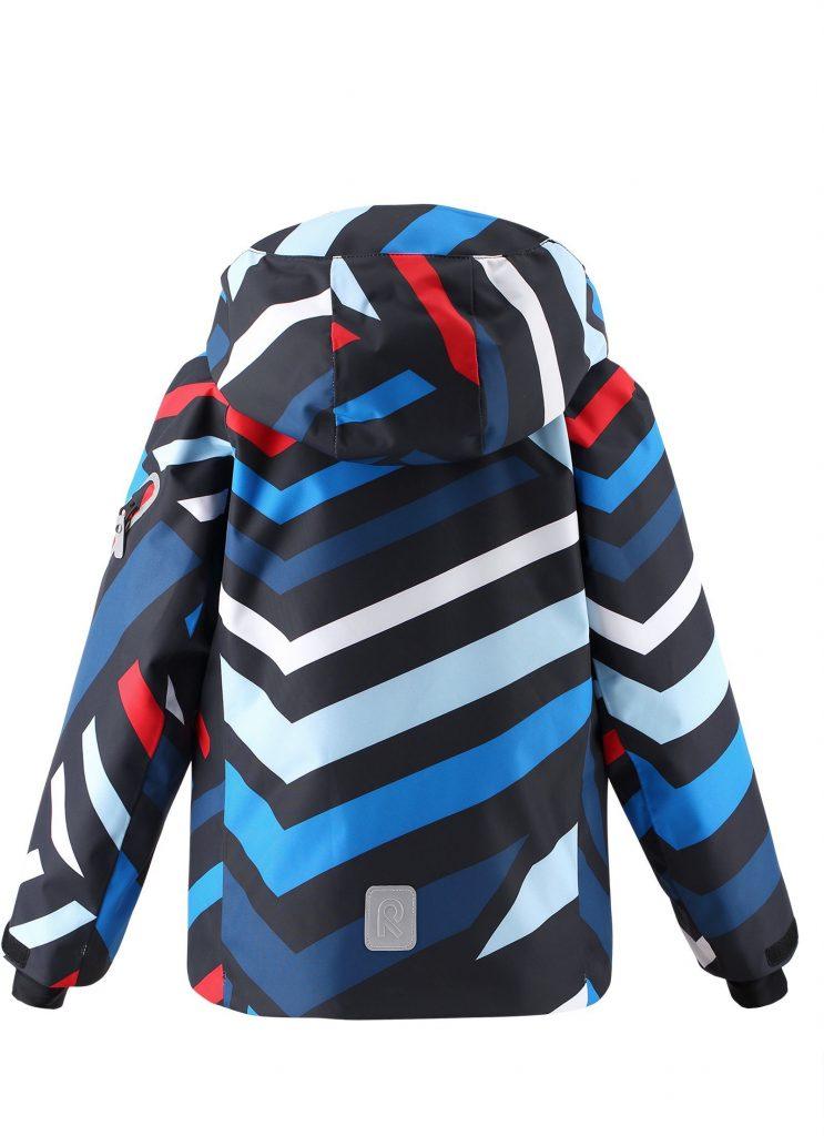 521615b-9997_Reima Regor chlapcenska znackova lyziarska bunda