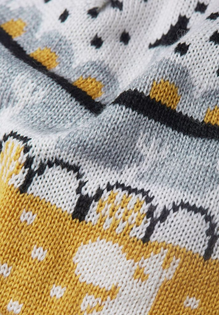 Reima Moomin Yngst - Ginger yellow vlnena ciapka pre deti