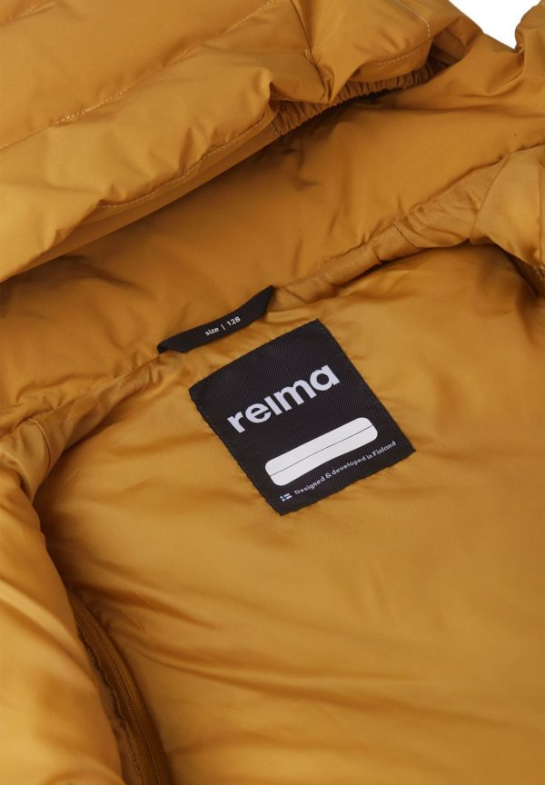 531574-1450_Reima Paahto zimna paperova bunda pre deti